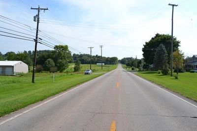 View to South from S. Dixie Highway (US 31W) image. Click for full size.