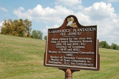 Cabahanoce Plantation Marker image. Click for full size.