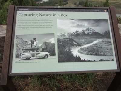 Capturing Nature in a Box Marker image. Click for full size.