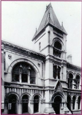 Original Central Enoch Pratt Free Library image. Click for full size.