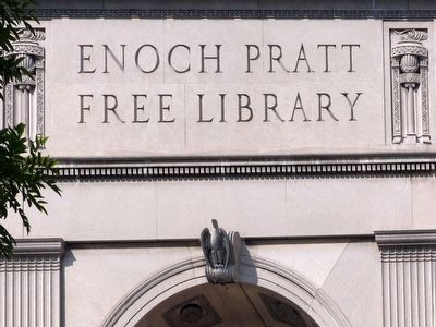 Enoch Pratt Free Library image. Click for full size.