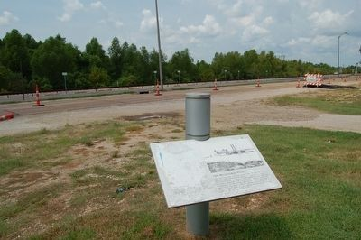 The Mississippi River Marker image. Click for full size.