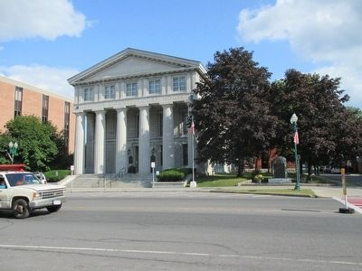 Cayuga County Court House image. Click for full size.