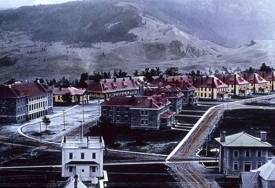 <i>Fort Yellowstone<i> image. Click for full size.