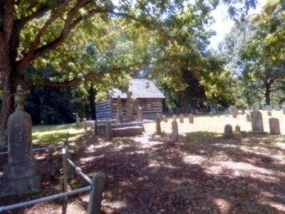 Pittsgrove Church Cemetery image. Click for full size.