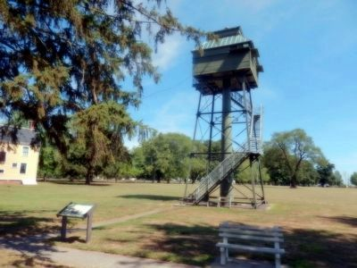 Observation Towers image. Click for full size.