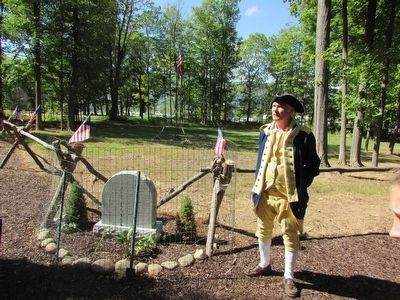 Revolutionary War Dead Burial Ground image. Click for full size.