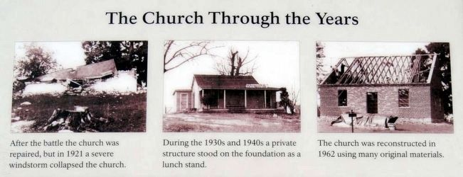 Beacon of Peace Marker<br>The Church Through the Ages image. Click for full size.