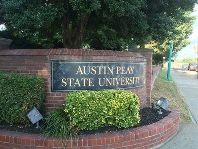 Austin Peay State University image. Click for full size.