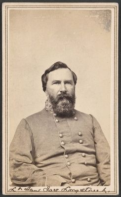 James Longstreet image. Click for full size.