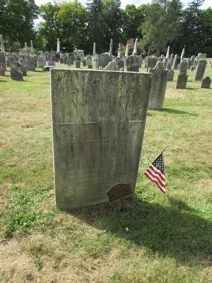 Grave of Private John Storm image. Click for full size.