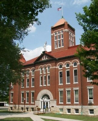 Anderson County Courthouse image. Click for full size.