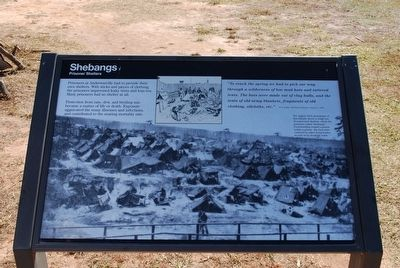 Shebangs Marker image. Click for full size.