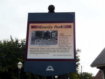 Gravity Park Marker image. Click for full size.