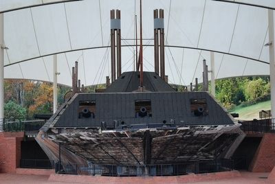 USS Cairo image. Click for full size.