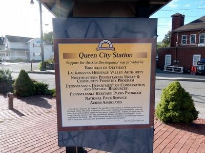 Queen City Station image. Click for full size.