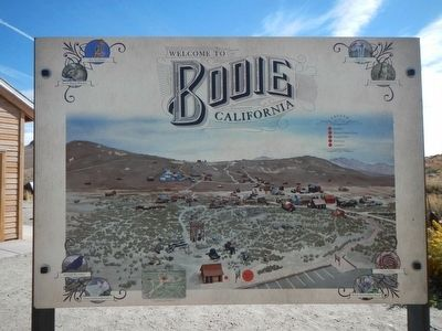 Welcome to Bodie image. Click for full size.