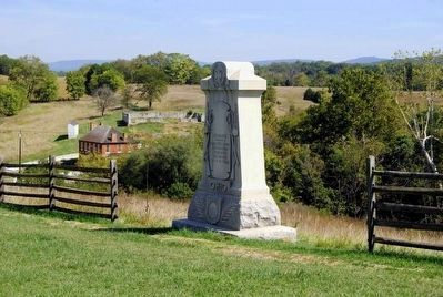 36th Ohio Volunteer Infantry Monument image. Click for full size.