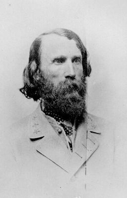 Lieutenant General A.P. Hill (1825-1865) image. Click for full size.