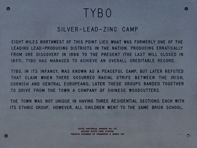 Tybo Marker image. Click for full size.
