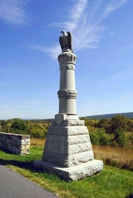 28th Ohio Volunteer Infantry Monument image. Click for full size.
