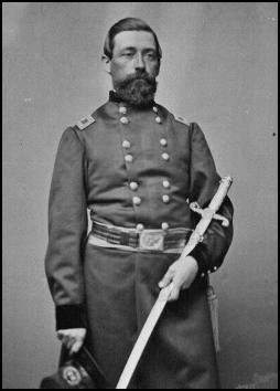 Brig. General James Nagle (1822-1866) image. Click for full size.