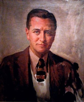 F. Scott Fitzgerald image. Click for full size.