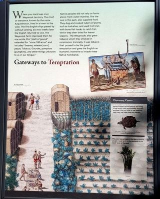 Gateways to Temptation (center panel) image. Click for full size.
