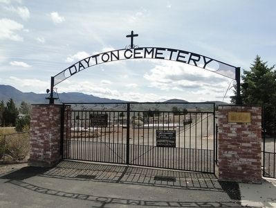 Dayton Cemetery image. Click for full size.