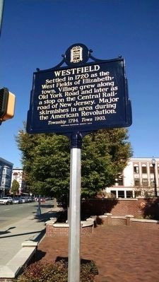 Westfield Marker image. Click for full size.