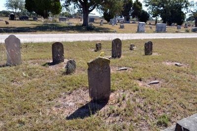 Graves of the Staggs Family Children image. Click for full size.