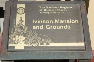 The Ivinson Mansion and Grounds image. Click for full size.