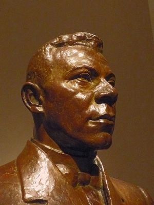 Booker T. Washington image. Click for full size.