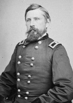 Brig. General George Henry Gordon (1823-1886) image. Click for full size.