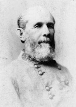 Brig. General William T. Wofford (1824-1884)<br>Commander of the Texas Brigade image. Click for full size.