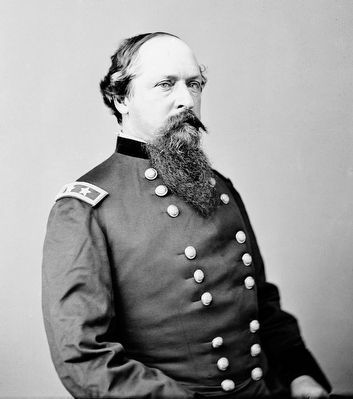 Major General James Brewerton Ricketts (1817-1887) image. Click for full size.