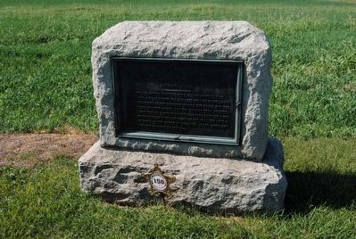 First New Jersey Brigade Monument image. Click for full size.