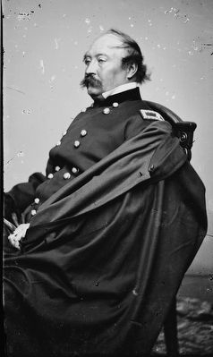 Major General William H. French (1815-1881) image. Click for full size.