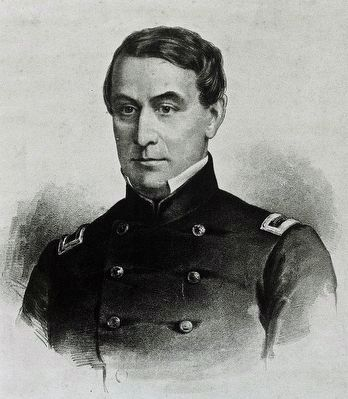 Brig. General Robert Anderson (1805-1871) image. Click for full size.