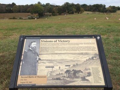 Visions of Victory Marker image. Click for full size.