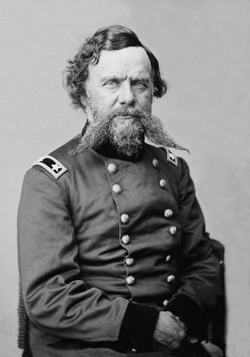 Major General Alpheus S. Williams (1810-1878) image. Click for full size.