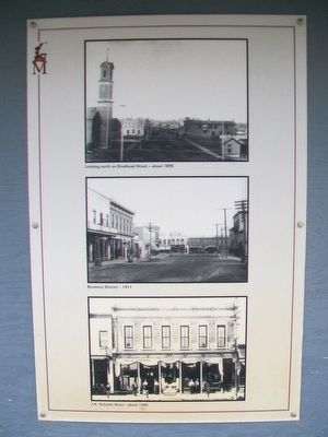 The Mazomanie Downtown Historic District Photos image. Click for full size.