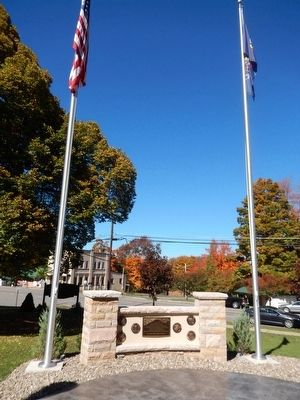 Sullivan County Veterans Memorial Marker image. Click for full size.