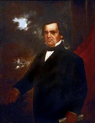 Stephen A. Douglas image. Click for full size.