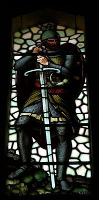 Sir William Wallace image. Click for full size.