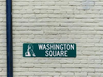 Washington Square image. Click for full size.