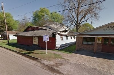 Former Nite Spot next to Ada Grocery. image. Click for full size.