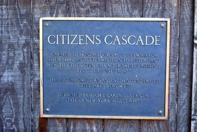 Citizens Cascade Marker image. Click for full size.