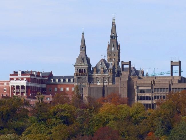 Georgetown University image. Click for full size.