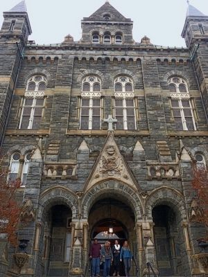 Healy Hall image. Click for full size.
